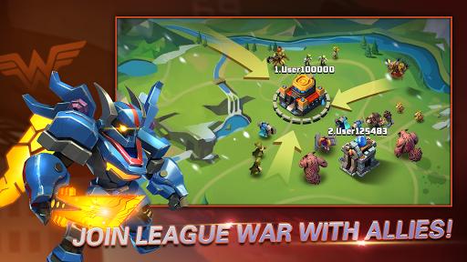 Heroes Brawl: Monster Clash - Defense Zombies  screenshots 1