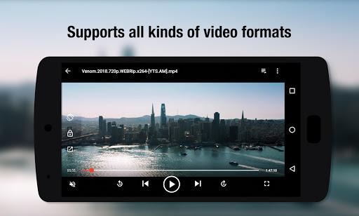 Video Player All Format - Full HD Video mp3 Player  screenshots 1