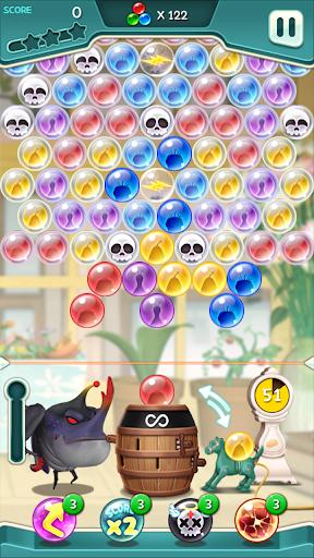 Larva Bubble Pop apkpoly screenshots 14
