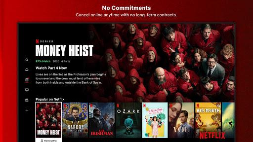Netflixu00a0 4.2.1 build 1804 screenshots 4
