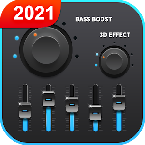 Bass Booster Equalizer 1.5.5 by Coocent logo