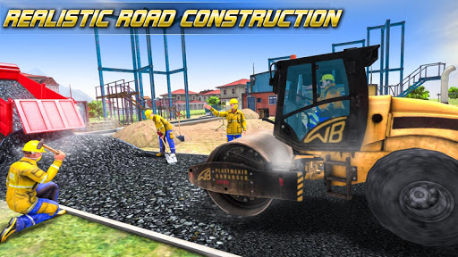 Road Construction Games 2021: Building Games 2021 modavailable screenshots 5
