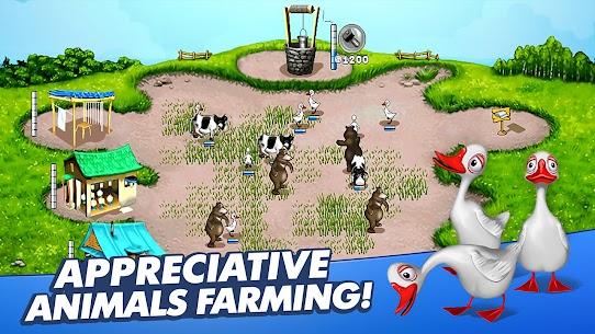 Farm Frenzy Free: Time management games offline 🌻 3