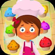 Cupcake Crush: Match 3 Games