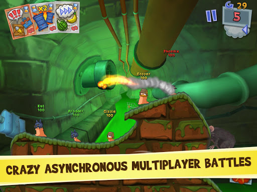 Worms 3  screenshots 2