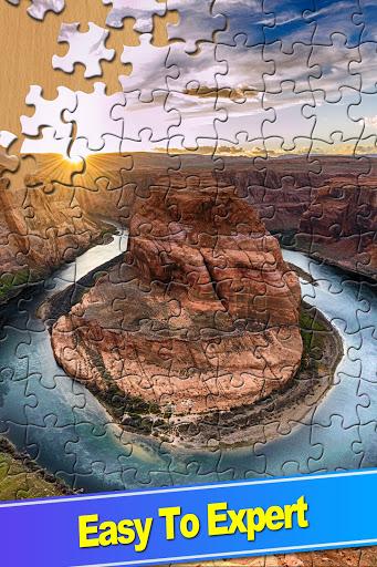 ColorPlanetu00ae Jigsaw Puzzle HD Classic Games Free  screenshots 22