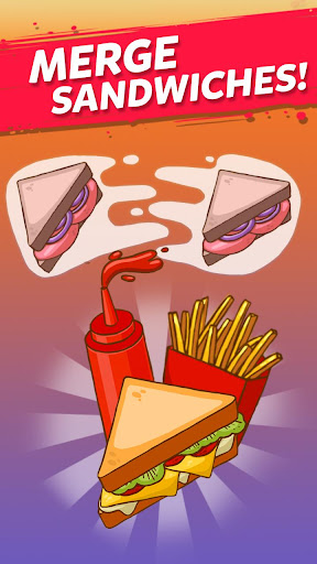 Merge Sandwich: Happy Club Sandwich Restaurant goodtube screenshots 6