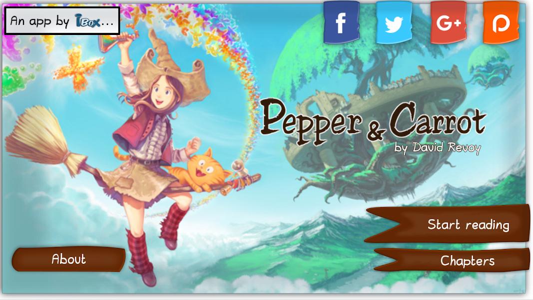 Pepper & Carrot