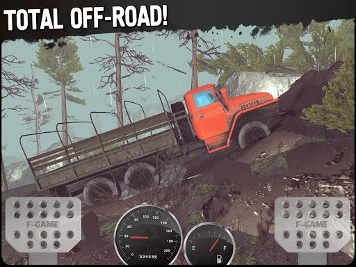 Off-Road Travel: 4x4 hill climb  screenshots 16