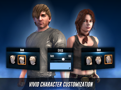 Cyber Prison 2077 MOD APK 1.3.8 (MOD MENU) Future Action Game against Virus 13