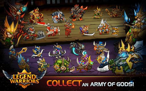 legend heroes: epic battle - action rpg screenshot 2