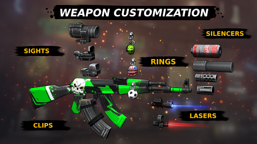KUBOOM 3D: FPS Shooter 6.02 Screenshots 18