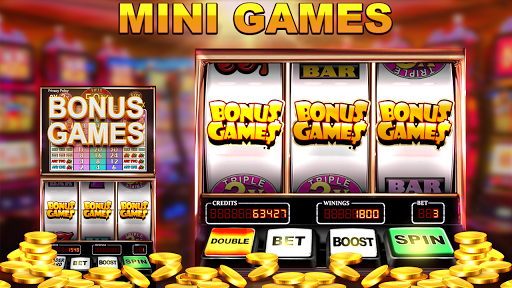 Slot Machine: Free Triple Fifty Times Pay  screenshots 3