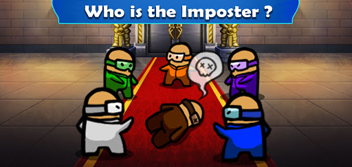 The Imposter : Battle Royale with 100 Players apkslow screenshots 2