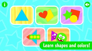 Learn Shapes with Dave and Ava