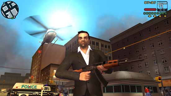GTA: Liberty City Stories Capture d'écran