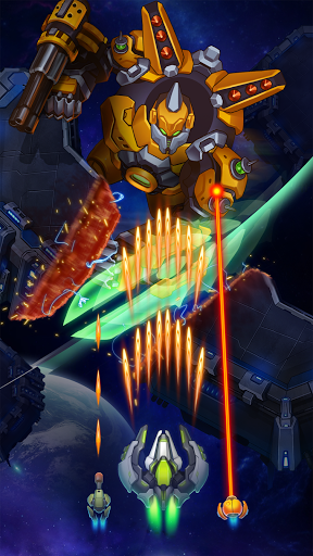 WindWings: Space Shooter - Galaxy Attack 1.1.57 screenshots 1