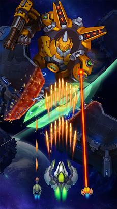 WindWings: Space Shooter - Galaxy Attackのおすすめ画像2