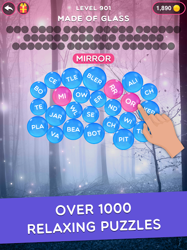 Magnetic Words - Search & Connect Word Game apktram screenshots 7