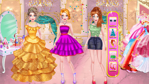 Best Makeup Kit Factory👸 Magic Fairy Beauty Game 1.0.04 screenshots 1
