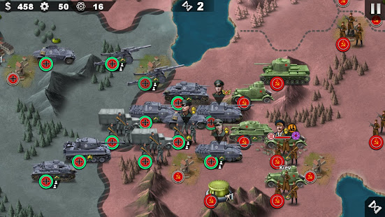 World Conqueror 4 - WW2 Strategy game 1.4.2 Screenshots 11