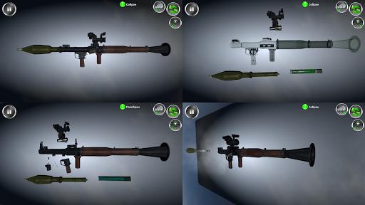 Weapon stripping NoAds 73.354 screenshots 3