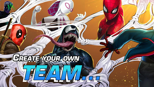 MARVEL Puzzle Quest: Join the Super Hero Battle! 219.556184 screenshots 14