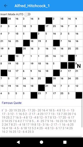 Codeword Puzzles Word games, fun Cipher crosswords 7.5 screenshots 16