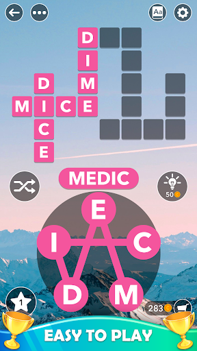 Word Cross : Best Offline Word Games Free  screenshots 8