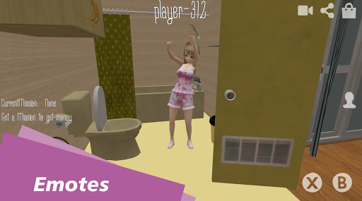 Waifu Simulator Multiplayer 0.4.3 screenshots 3