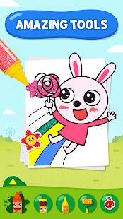 Pinkfong Coloring Fun