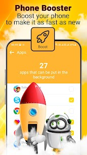 Free Quick Cleaner 2.0  clean and speed up your Android 2