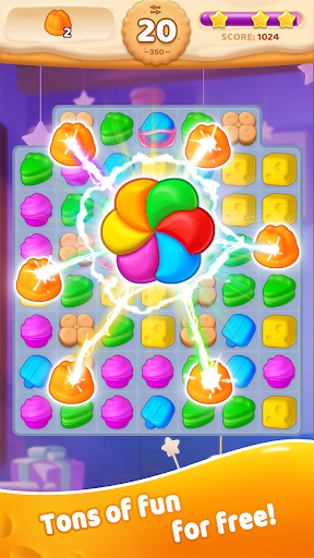 Candy Clues - Matching, Blast Puzzle Game 1.2.2 screenshots 2
