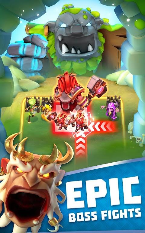 Legend of Solgard MOD poster 13