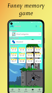 Cards Matching games. Find pairs, improve memory. 2.1.3 screenshots 2