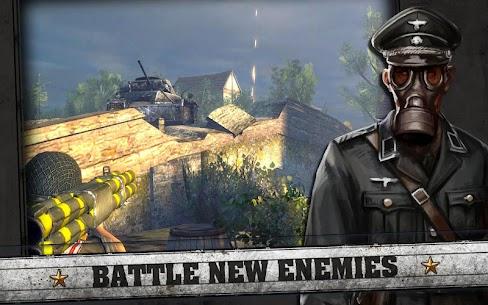 Frontline Commando: D-day MOD APK 2021 [Unlimited Money/Gold/OBB] 5