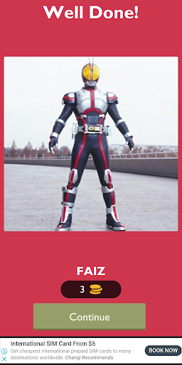 Know that Kamen Rider 8.14.3zg screenshots 7