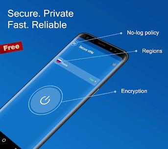 Free Secure VPN – Free VPN Proxy, Best  Fast Shield 3