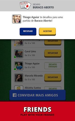 Buraco Canasta Jogatina: Card Games For Free 4.1.3 Screenshots 12