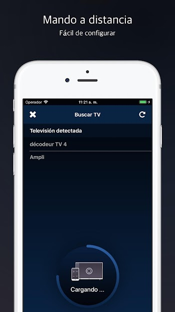 Captura 4 de Control remoto universal para smart tv para android