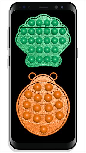 pop it Fidget Cubes - calming sounds making toys screenshots 6