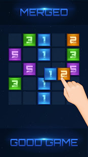 Dominoes Puzzle Science style