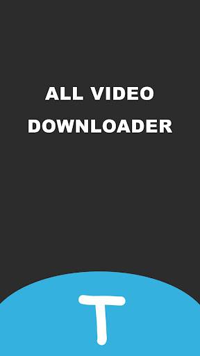 X Video Downloader - Free Video Downloader 2020  Screenshots 1