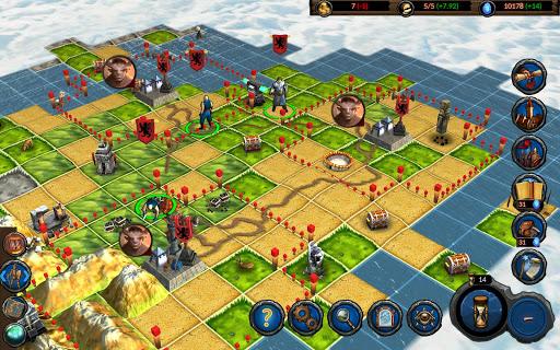 planar conquest - 4x turn based strategy screenshot 1