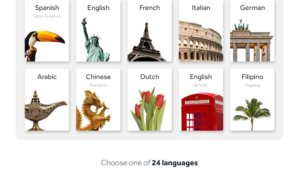 Rosetta Stone: Learn Languages Effectively  poster 7
