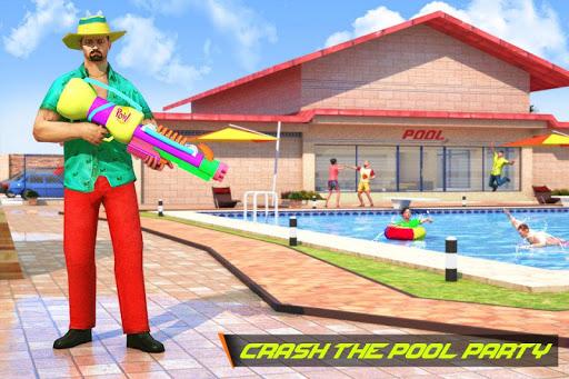 Pool Party Gunner FPS u2013 New Shooting Game 2018 screenshots 5