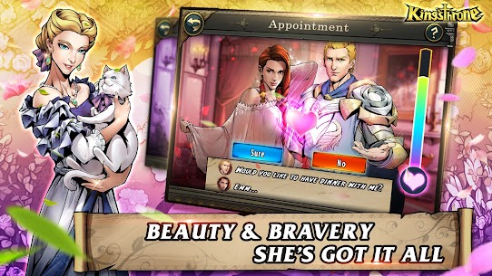 King's Throne Game of Lust Mod Apk Latest Version 2021** 3