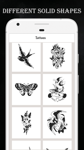 Tattoo Maker - Love Tattoo  Screenshots 3