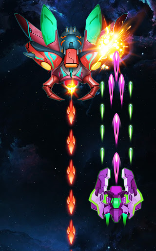 Galaxy Invaders: Alien Shooter -Free Shooting Game apkpoly screenshots 22