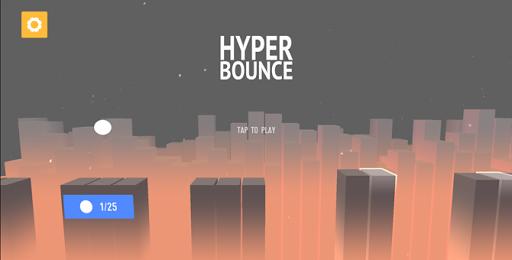 Hyper Bounce 1.23 screenshots 1